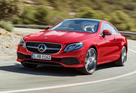 mercedes-clasee-coupe-rojo