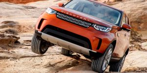 Nuevo Land Rover Discovery 2017 ac